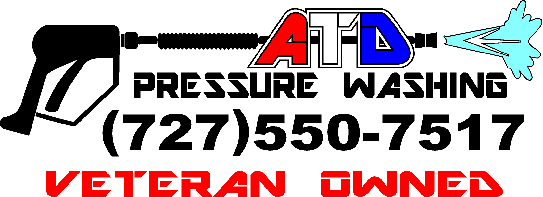 ATD Pressure Washing Palm Harbor FL serving Tarpon Springs